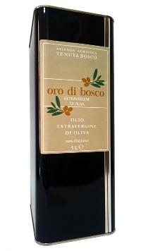 Olio Extravergine di Oliva - Oro di Bosco